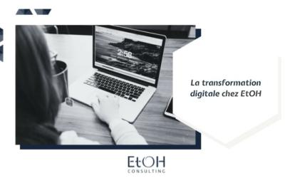 La transformation digitale chez EtOH