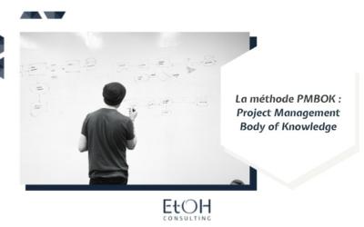 La méthode PMBOK : Project Management Body of Knowledge